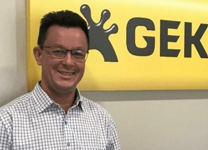 Andrew Sia joins Gekko Systems