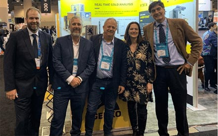 PDAC 2020 – a smaller but successful event for the Gekko crew