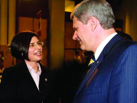 Gekko's CEO meets Canadian Prime Minister