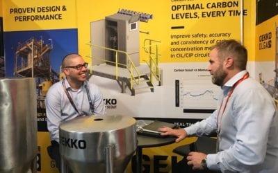 Gekko at Diggers & Dealers Mining Forum