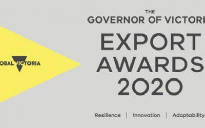 Gekko wins the 2020 Governor of Victoria Export Awards