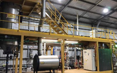 Manuka Resources has praised a cutting-edge gold solution circuit from collaboration between Gekko Systems and Cadia Systems