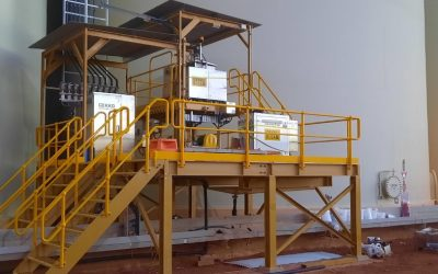 How much gold is your processing plant recovering in real time?
