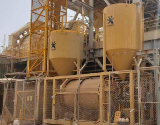 Second InLine Leach Reactor for the Sanbrado Mine